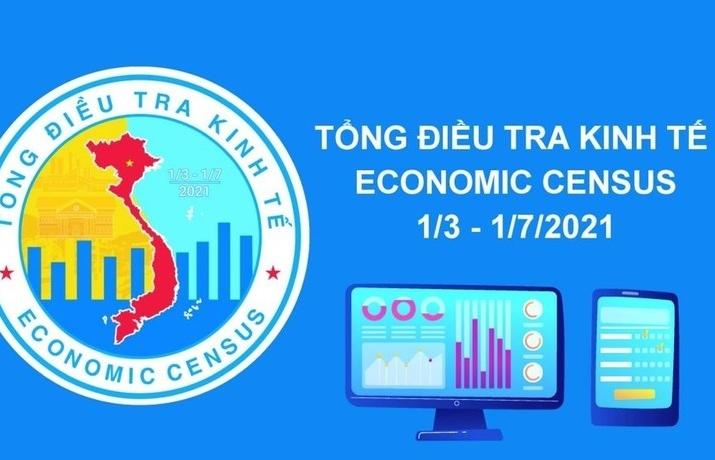 Tổng điều tra kinh tế năm 2021 trên phạm vi cả nước từ 1/3