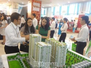 Thị trường bất động sản đang vô cùng trầm lắng