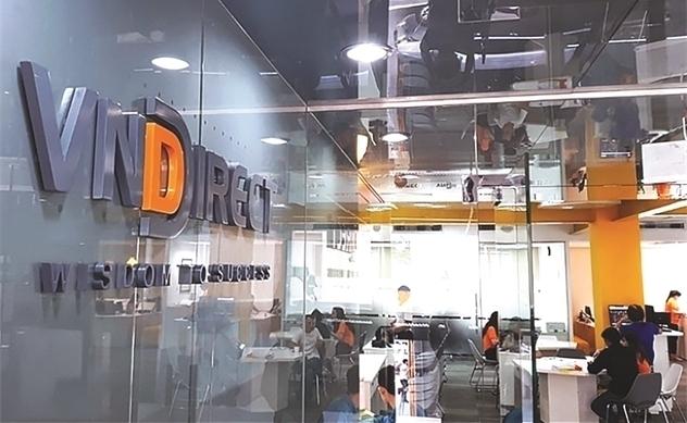 220,4 triệu cổ phiếu của VNDIRECT chính thức giao dịch trên HNX