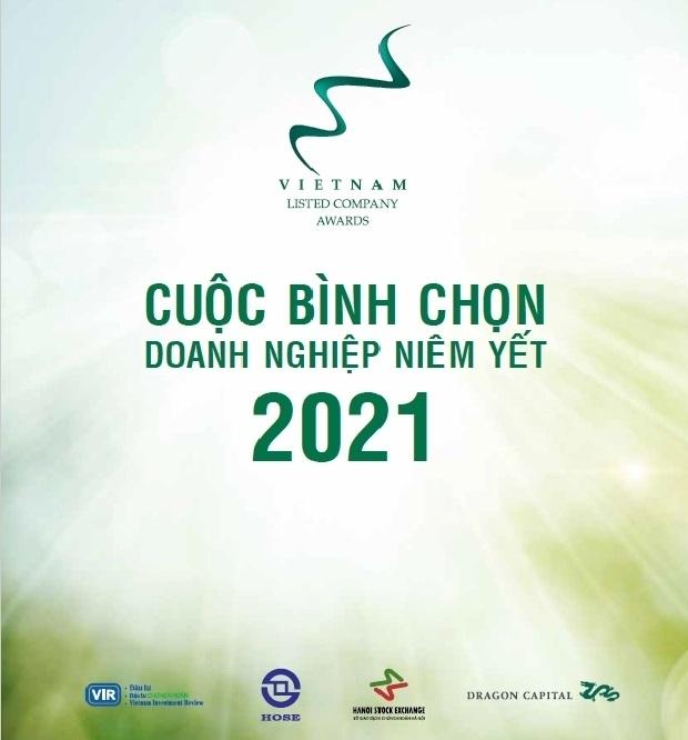 Giải thưởng Bình chọn Doanh nghiệp niêm yết 2021
