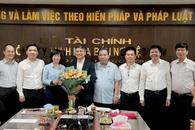 Công ty TNHH Mua bán nợ có tân Tổng giám đốc