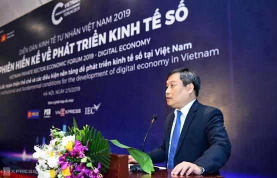 Hoàn thiện thể chế và các nền tảng phát triển kinh tế số tại Việt Nam