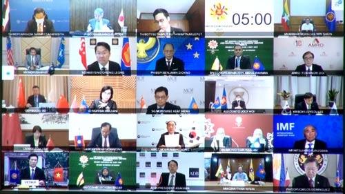 Tuyên bố chung Hội nghị Bộ trưởng Tài chính và Thống đốc Ngân hàng trung ương ASEAN+3 làn thứ 24