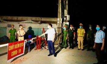 Vĩnh Phúc bắt giữ 52 người Trung Quốc nhập cảnh trái phép