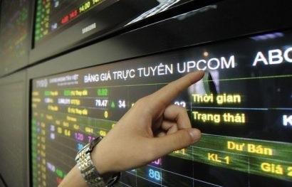 1,7 tỷ cổ phiếu được giao dịch trên UpCom trong tháng 4