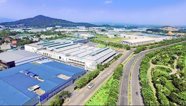 Vĩnh Phúc thu hút hơn 92 tỷ USD vốn FDI vào các khu công nghiệp