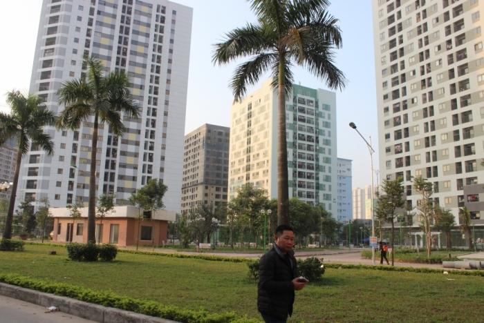 Nhu cầu căn hộ vẫn sẽ chiếm tỷ trọng lớn tại Hà Nội và TPHCM