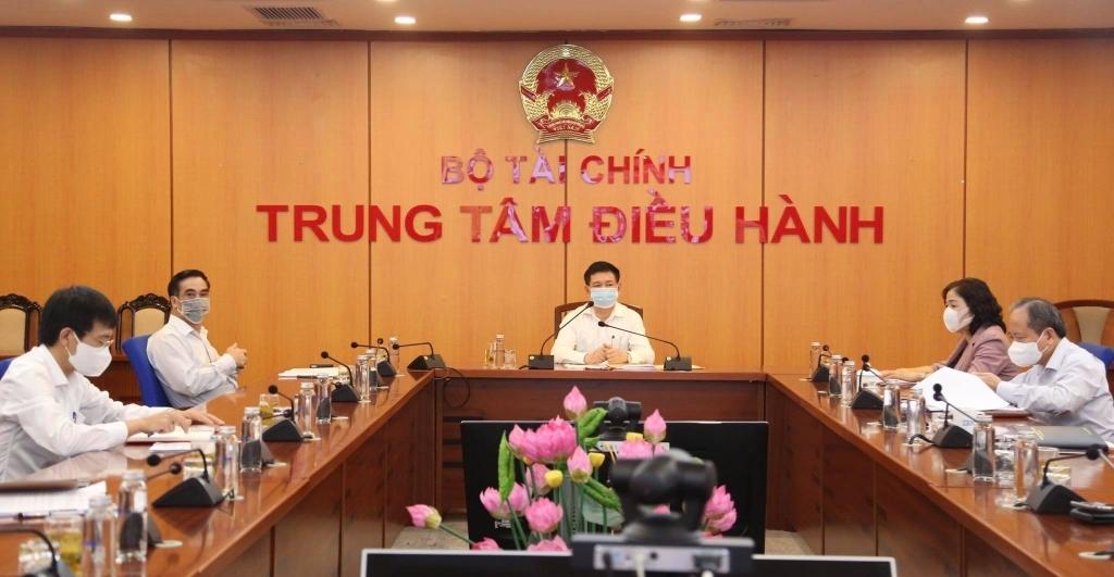Bộ trưởng Hồ Đức Phớc: Hoàn thiện hệ thống pháp luật về tài chính – ngân sách đúng tiến độ, đảm bảo chất lượng