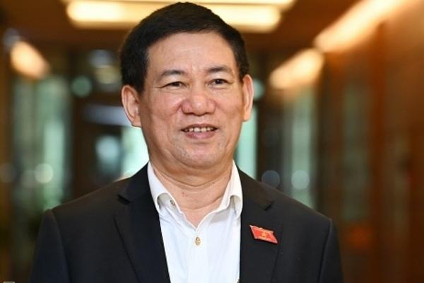 Bộ trưởng Bộ Tài chính Hồ Đức Phớc kiêm giữ chức Chủ tịch Hội đồng quản lý BHXH Việt Nam