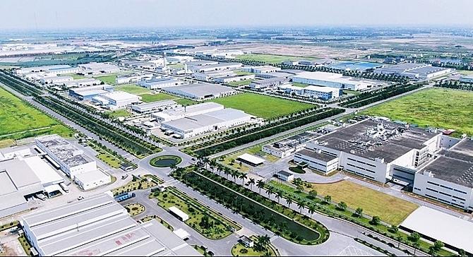 6 tỷ USD vốn FDI đổ vào các khu công nghiệp