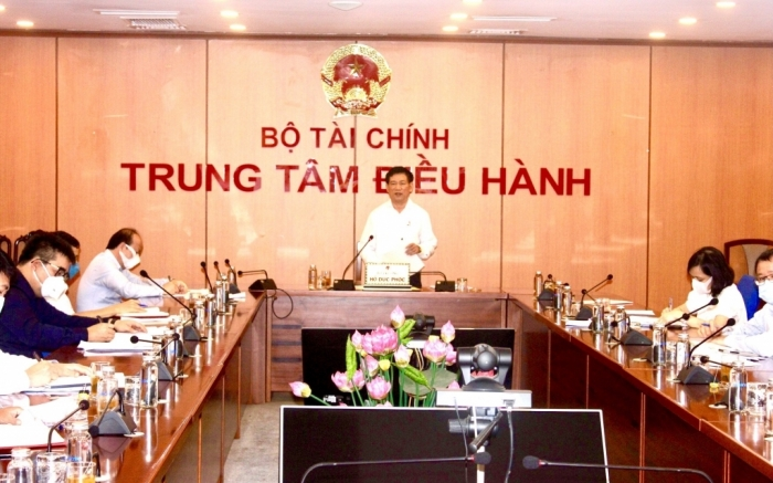Bộ trưởng Hồ Đức Phớc: Tập trung theo dõi, khắc phục sự cố nghẽn lệnh trên thị trường chứng khoán