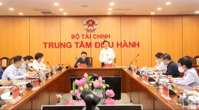 Bộ trưởng Hồ Đức Phớc: Tiếp tục tháo gỡ những vướng mắc về cơ chế chính sách cho ngành tài nguyên môi trường