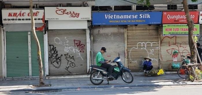 Bất động sản bán lẻ Hà Nội tiếp tục chịu tác động của đại dịch