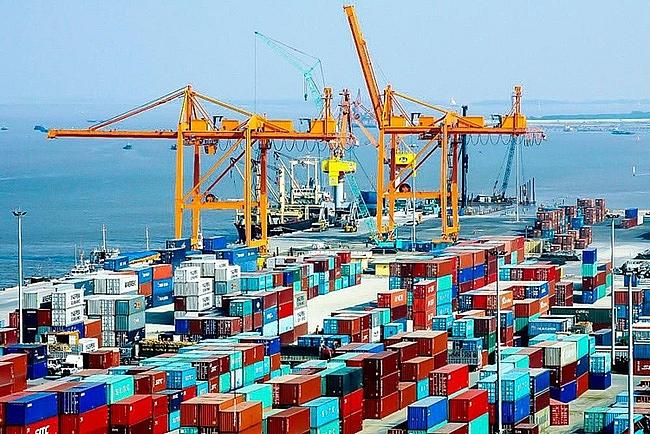 Hàng hóa qua cảng biển tiếp tục tăng trưởng trong 9 tháng đầu năm