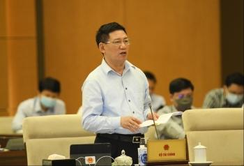 Bộ trưởng Bộ Tài chính Hồ Đức Phớc: Đã gia hạn 21 nghìn tỷ đồng tiền thuế, tiền thuê đất