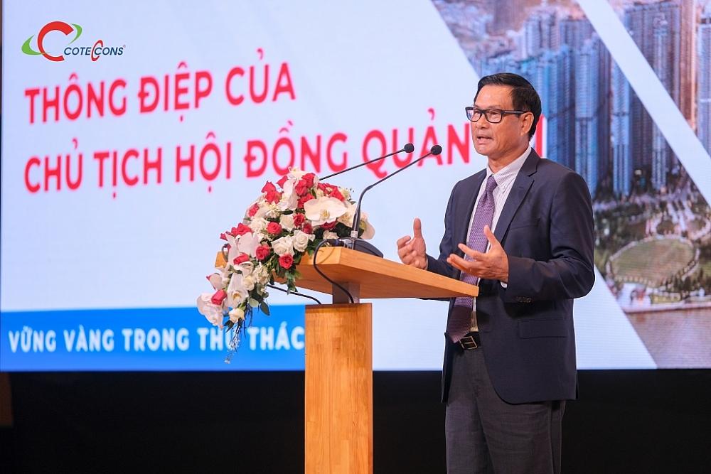 coteccons chot doanh thu 16000 ty dong loi nhuan 600 ty dong nam 2020