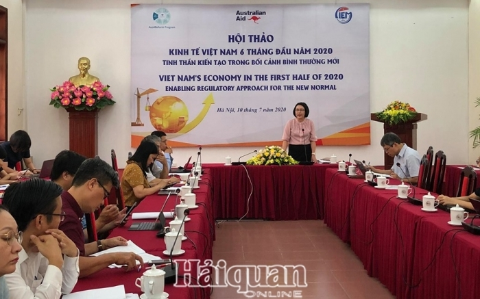 CIEM: Kinh tế Việt Nam tăng trưởng 2,6% trong kịch bản lạc quan nhất