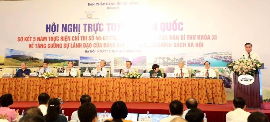 Tín dụng chính sách đạt 226,6 nghìn tỷ đồng, Việt Nam trở thành hình mẫu giảm nghèo
