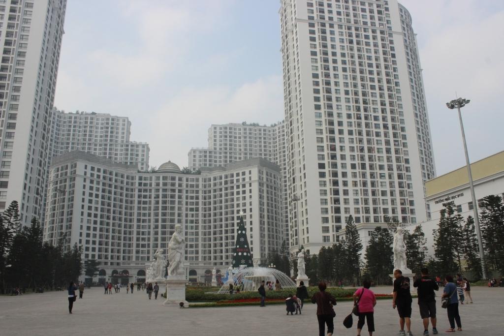 Thị trường bất động sản Hà Nội có ít giao dịch trong quý 2
