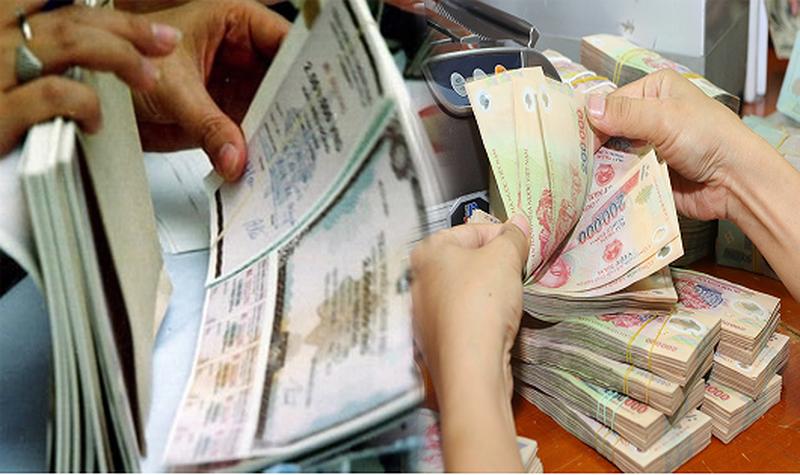 Giá trị giao dịch trái phiếu chính phủ đạt trên 9 nghìn tỷ đồng/phiên