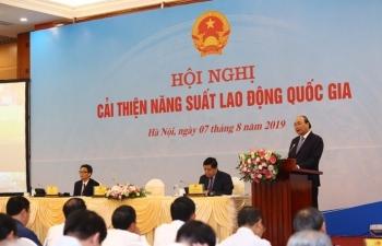 Thủ tướng nêu 6 nhóm nhiệm vụ trọng tâm để tăng năng suất lao động