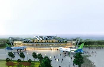 Chính thức khởi công Đại học FLC tại Quảng Ninh