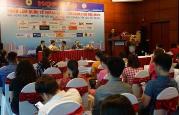 Gần 1.600 gian hàng tại Triển lãm quốc tế Vietbuild Hà Nội 2019