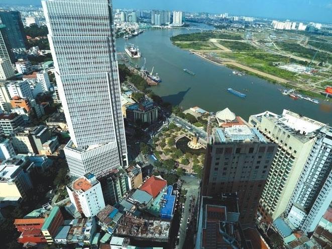 Hơn 2,8 tỷ USD vốn FDI rót vào lĩnh vực kinh doanh bất động sản