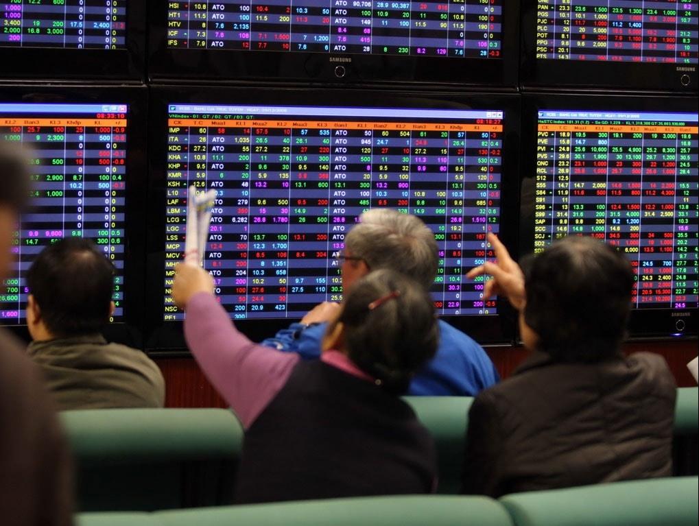 Thị trường có thể đang trong quá trình tạo đáy