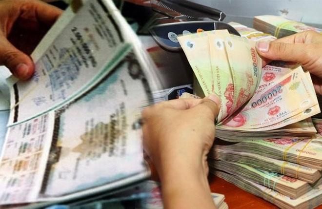 Giao dịch trái phiếu Chính phủ đạt trên 8 nghìn tỷ đồng/phiên