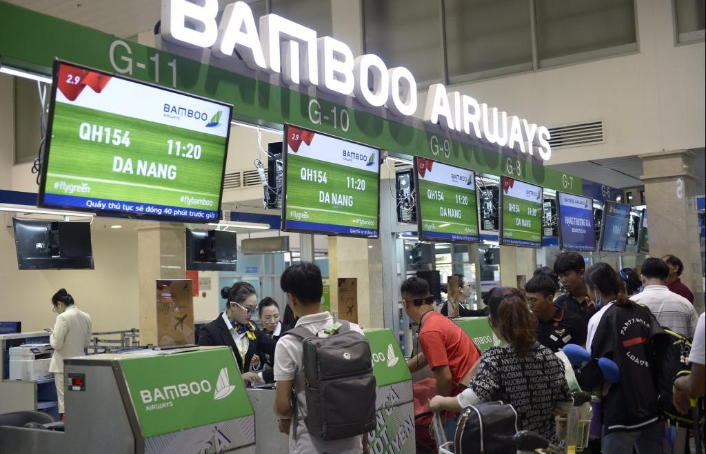 bamboo airways chinh thuc khai truong duong bay tphcm da nang