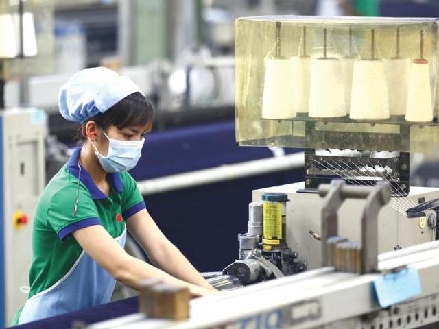 Sản xuất công nghiệp tháng 9 có sự khởi sắc