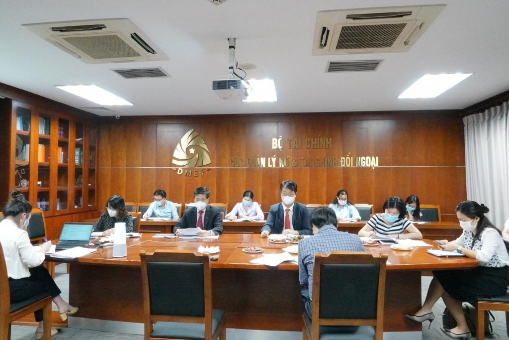 Tham vấn chuyên gia quốc tế về công tác xếp hạng tín nhiệm quốc gia giai đoạn 2021-2030