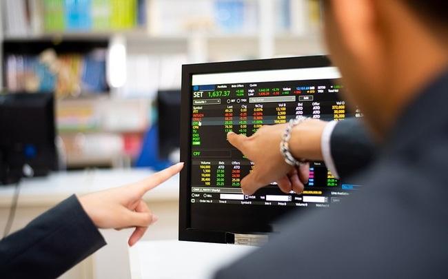 Tăng giải ngân vào các cổ phiếu nhóm khu công nghiệp, bất động sản, ngân hàng
