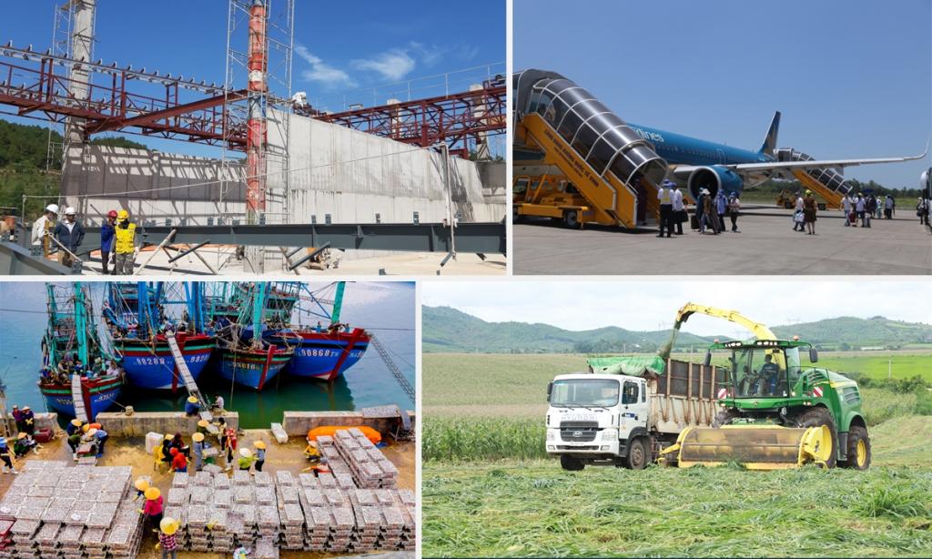 Nghệ An phấn đấu thành trung tâm dịch vụ thương mại, tài chính vùng Bắc Trung Bộ