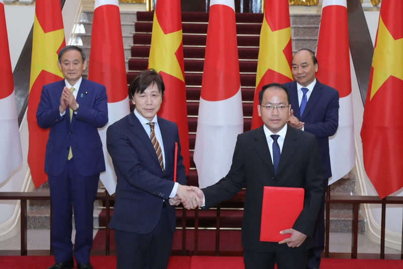 Việt Nam - Nhật Bản thúc đẩy hợp tác trong lĩnh vực đổi mới sáng tạo
