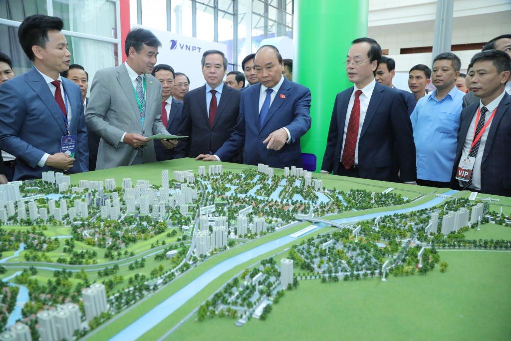 Phát triển đô thị thông minh là nhiệm vụ cốt lõi trong thời đại 4.0