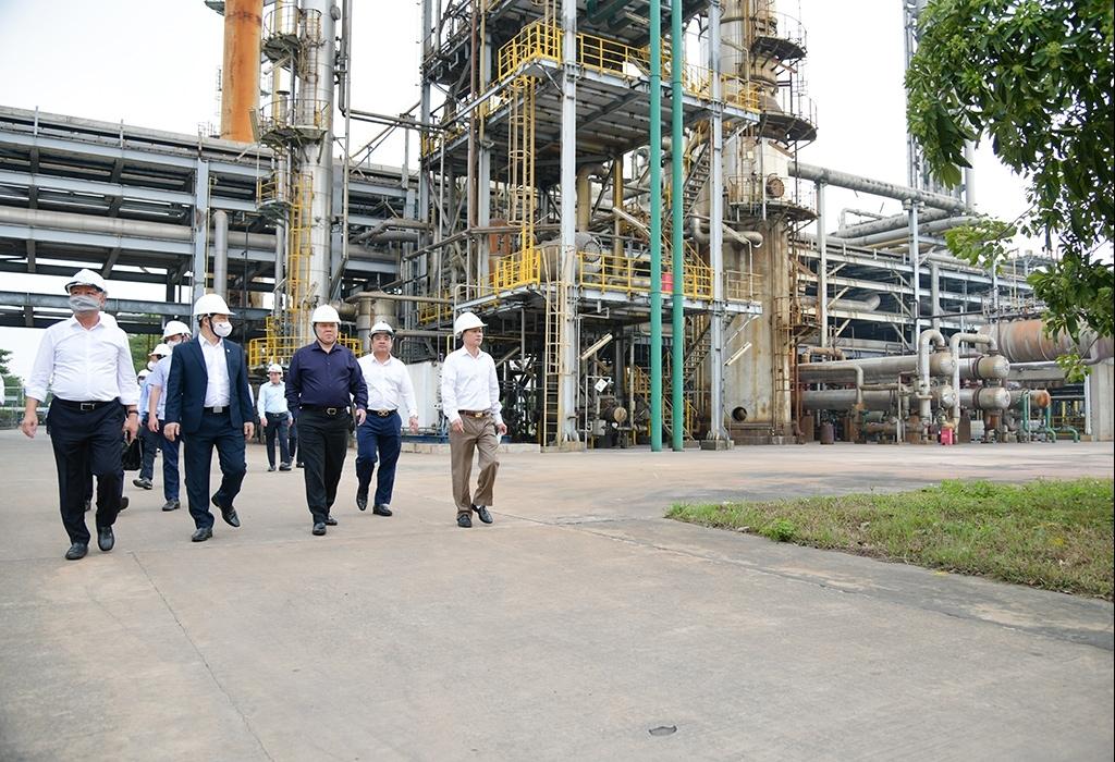 Doanh thu năm 2021 của Nhà máy đạm Ninh Bình dự kiến đạt 3.696 tỷ đồng