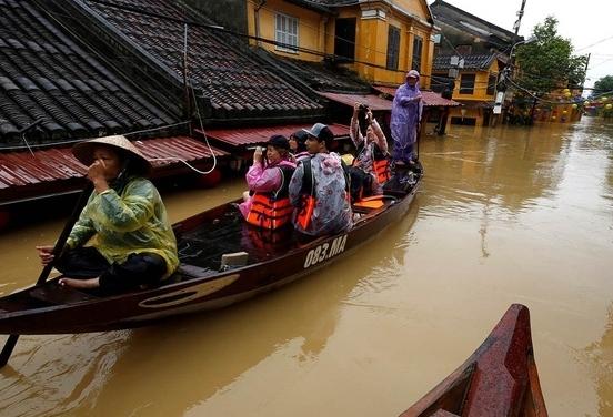 ADB phê duyệt khoản viện trợ 2,5 triệu USD hỗ trợ Việt Nam ứng phó thiên tai