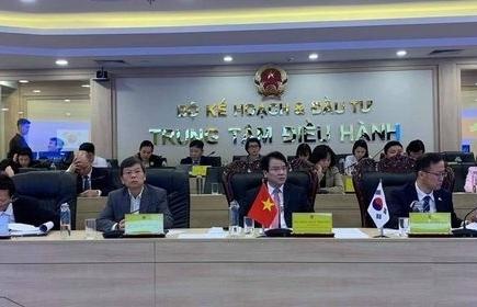 Nâng kim ngạch thương mại hai chiều Việt Nam – Hàn Quốc lên 100 tỷ đôla Mỹ