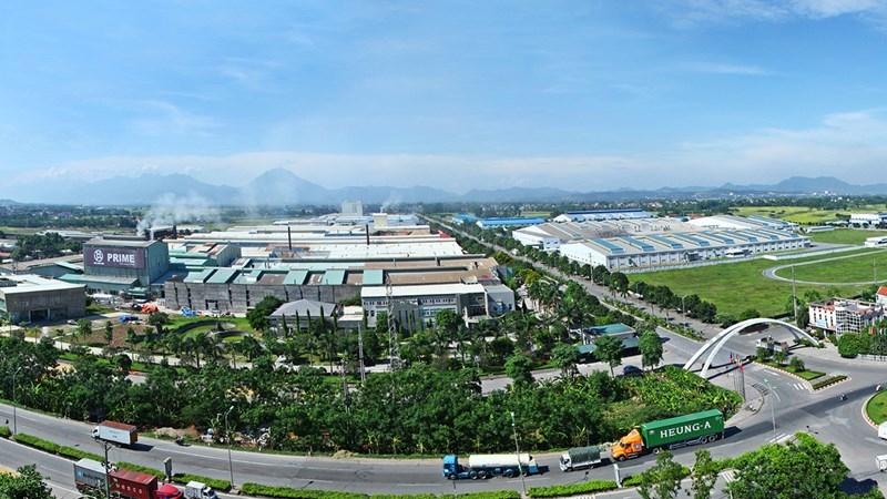 Bất động sản công nghiệp có tiềm năng phát triển mạnh trong những tháng đầu năm 2021