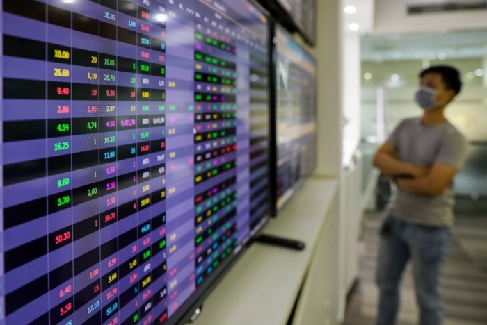 Thị trường chứng khoán có khả năng sẽ tăng điểm trở lại trong phiên hôm nay