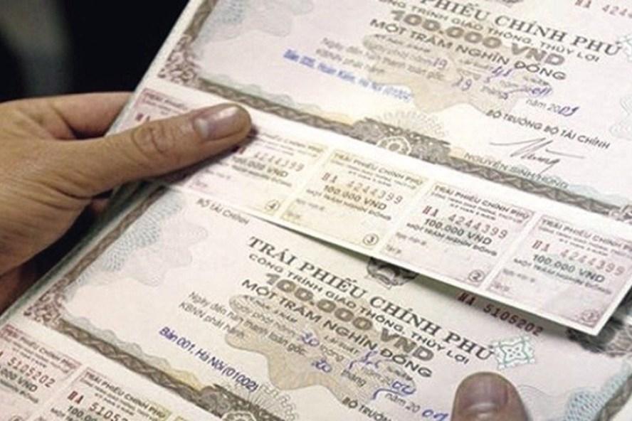 Huy động hơn 12,1 nghìn tỷ đồng trái phiếu trong phiên đấu thầu ngày 23/12