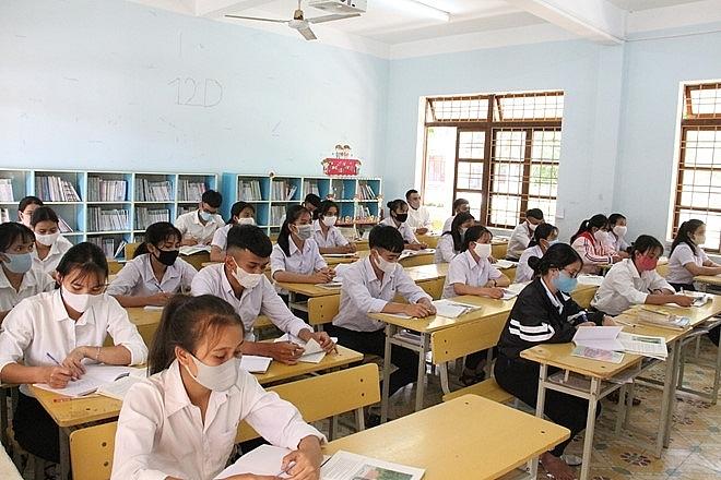 Hà Nội lên phương án chuẩn bị dạy học sau Tết Nguyên đán. Ảnh internet