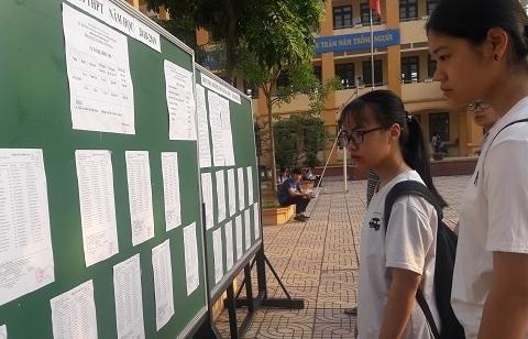 Hà Nội dự kiến tổ chức kỳ thi tuyển sinh vào lớp 10 THPT với 4 bài thi độc lập