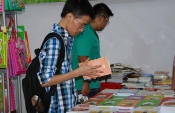 Sách giáo khoa tăng giá từ 1.000-1.800 đồng/cuốn