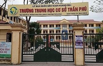 Hà Nội có báo cáo chính thức về vụ việc thầy giáo bị tố dâm ô 7 học sinh nam