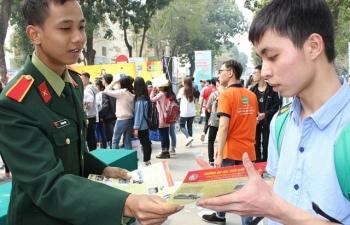 Bộ Quốc phòng đang rà soát số sinh viên có điểm chấm thẩm định thấp hơn so với trước đó