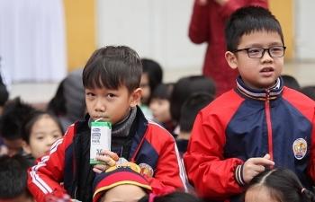 Bộ Y tế lên tiếng việc bổ sung vi chất dinh dưỡng vào sữa học đường