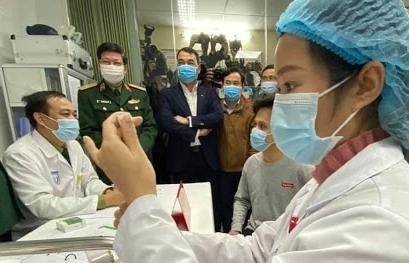 Dự kiến Hà Nội sẽ được phân bổ 50.000 liều vắc xin phòng Covid-19
